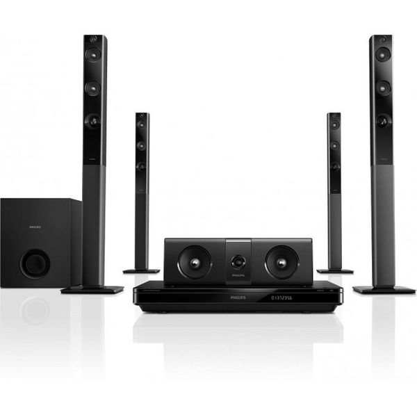 Philips HTD5580/94 5.1 3D DVD Home Theater
