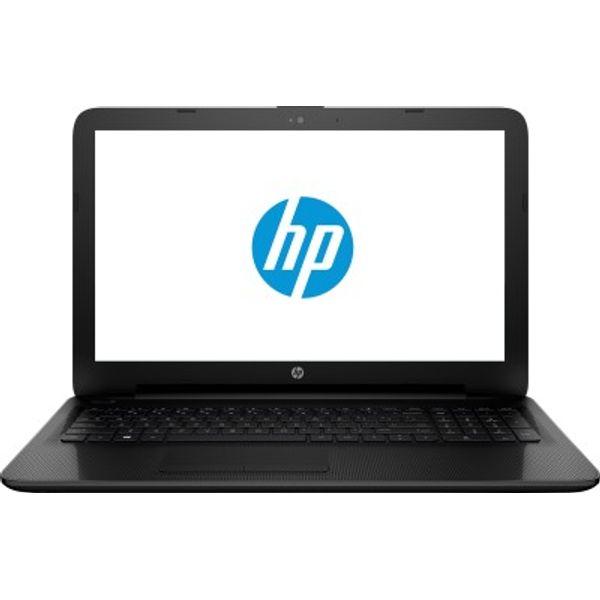HP15-ac040TU Laptop (Intel Pentium- 4GB RAM- 500GB HDD- 39.62 cm (15.6)- DOS) (Black)
