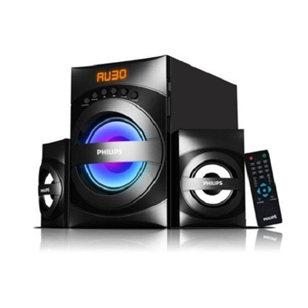 Philips MMS-3535F/94 2.1 Multimedia Speaker System (Black)