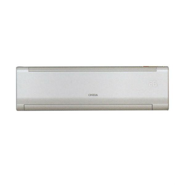 Onida 1.5 Ton 3 Star S183SMH-N Smart Hidden Diamond Split Air Conditioner With copper condenser & 10 feet
