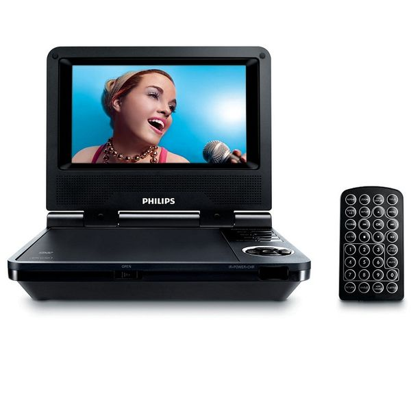 Philips Portable DVD Player PET717/94