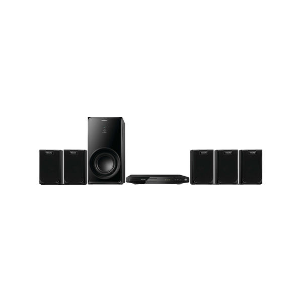 Philips HTD 2520 DVD Home Theatres System (Unboxed)
