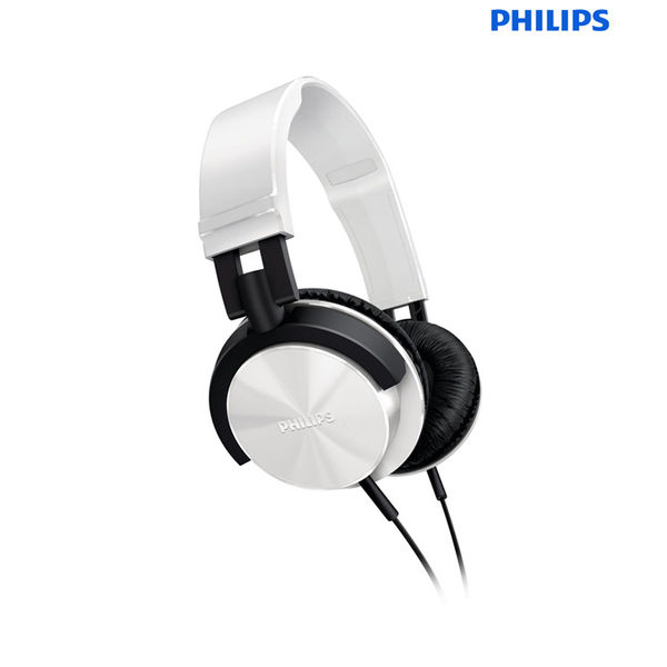 Philips (SHL3000WT/00) Over Ear Headphone With Mic (Unboxed)