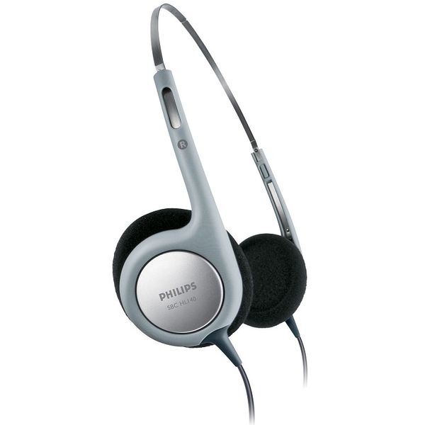 Philips SBCHL140 Wired Headphones (Graphite, On-the-ear)