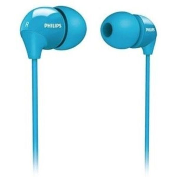 Philips SHE3570BL (Blue) Wired Headphones