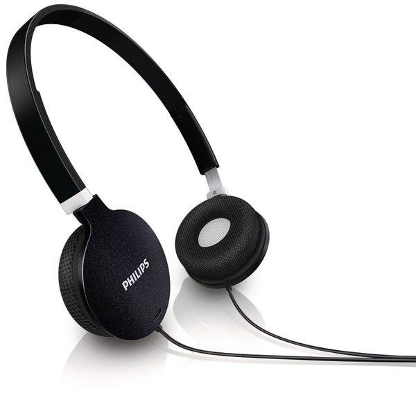 Philips LightWeight Mp3 Headphones SHL1700