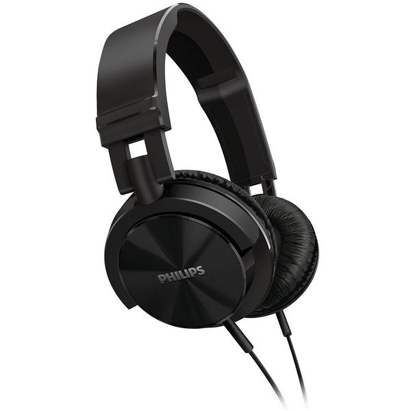 Philips SHL3000/00 Over-the-ear Headphones (Black)