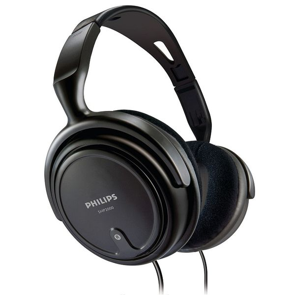 Philips Stereo Headphones SHP2000/97 (Unboxed)