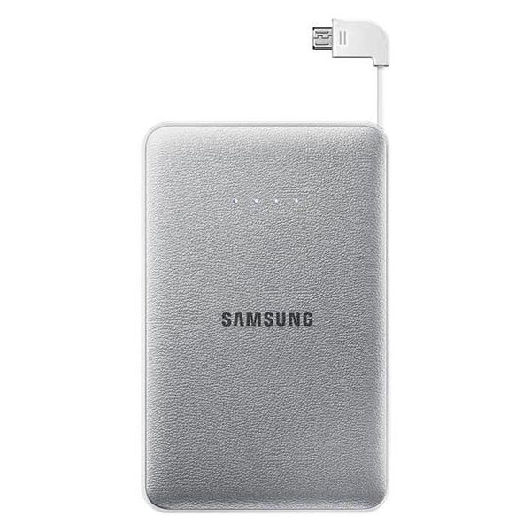SAMSUNG EB-PN915BSEGIN Universal Battery Pack 11300 mAh Power Bank  (Silver, Lithium Polymer)