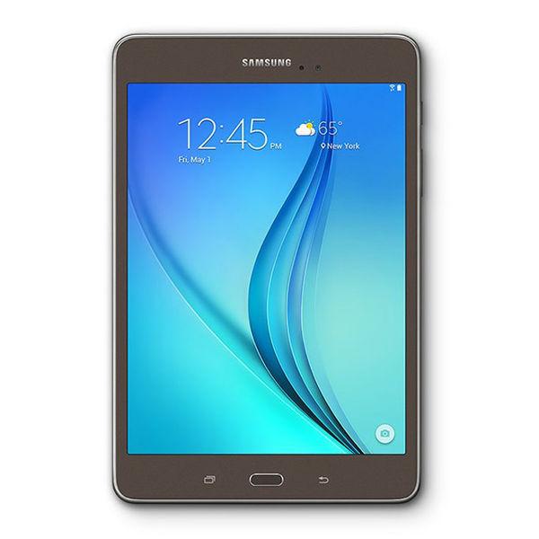Samsung Galaxy Tab A (4G + Wifi, Calling, Grey)