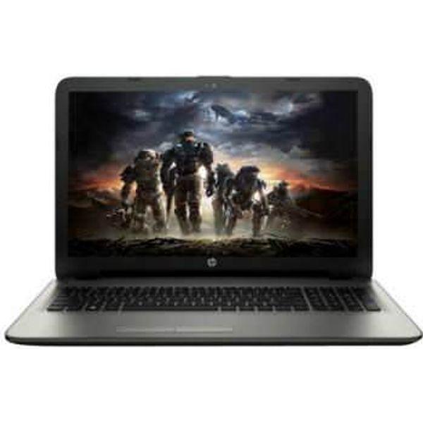 HP15-ac620TX Notebook (T9G20PA) (6th Gen Intel Core i5- 4GB RAM- 1TB HDD- 39.62 cm (15.6)- Windows 10- 2GB Graphics) (Silver)