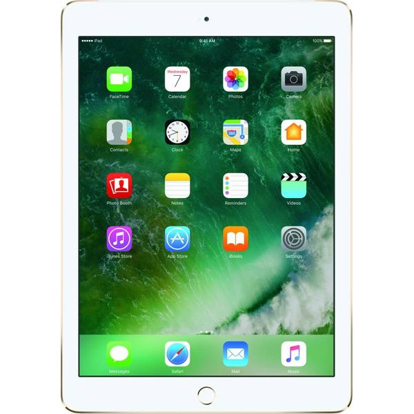 Apple iPad 32 GB 9.7 inch with Wi-Fi+4G  (Gold)