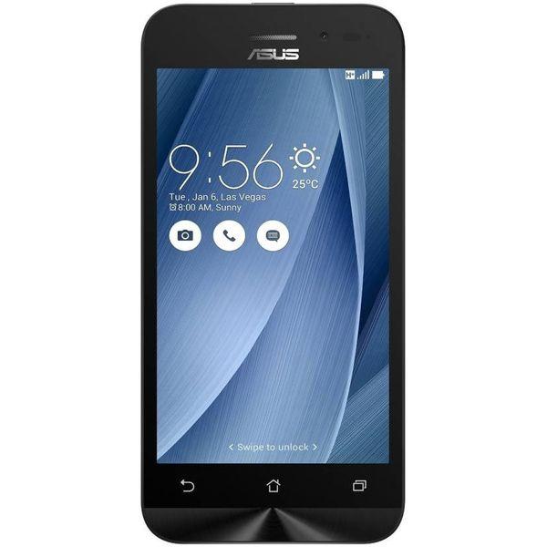 Asus Zenfone 2 (Silver, 32 GB)  (4 GB RAM) (Unboxed)