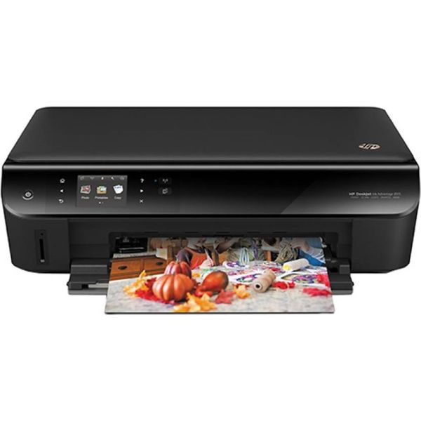 HP Deskjet Ink Advantage 4515 All-in-One Wireless Printer  (Black) (Unboxed)