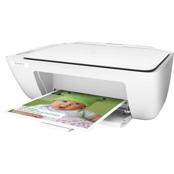 HP DeskJet 2131 All-in-One Printer  (White) (Unboxed)
