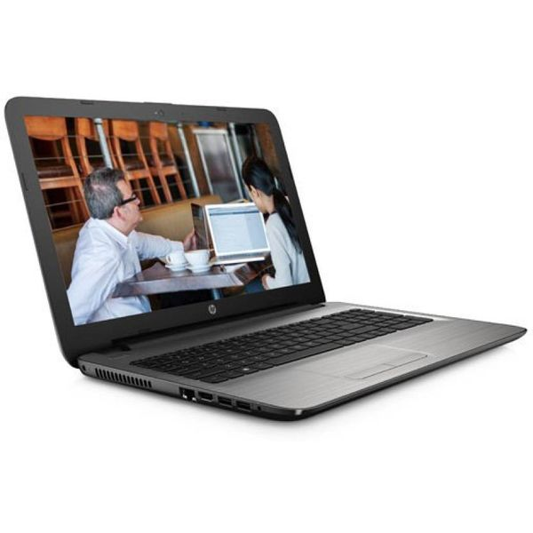 HP APU Quad Core E2 6th Gen - (4 GB/500 GB HDD/DOS) W6T49PA 15-ba007AU Notebook  (15.6 inch, Turbo SIlver, 2.19 kg) (Unboxed)