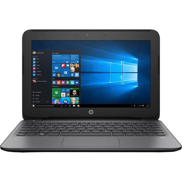 HP Pavilion Celeron Dual Core - (2 GB/500 GB HDD/Windows 10 Home) W0H98PA 11-S002TU Notebook  (11.6 inch, Black, 1.23 kg)