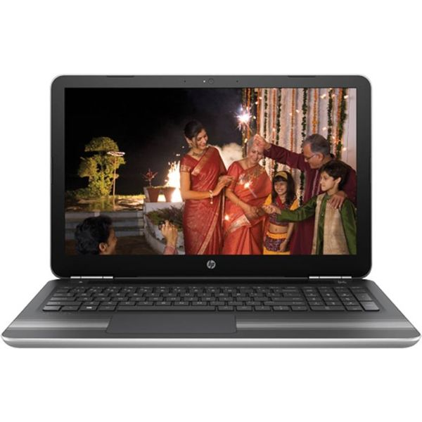 HP Pavilion Core i5 7th Gen - (4 GB/1 TB HDD/Windows 10 Home/4 GB Graphics) Z4Q43PA#ACJ 15-AU624TX Notebook  (15.6 inch, SIlver)