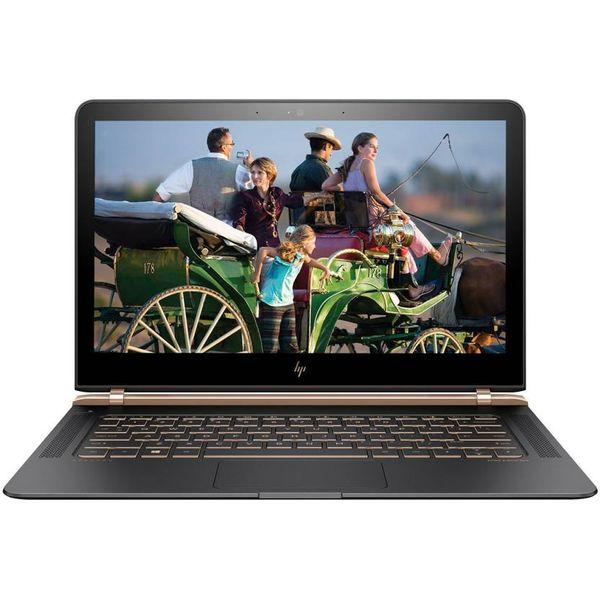 HP Core i5 7th Gen - (8 GB/256 GB SSD/Windows 10 Home) Y4G65PA#ACJ 13-V123TU Notebook  (13.3 inch, Dark Ash SIlver, 1.1 kg)