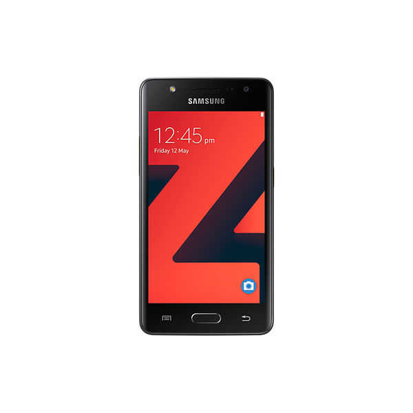 Samsung Z4 (Black) Unboxed