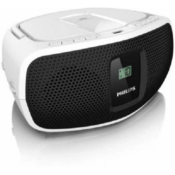 Philips AZ390W/94 Mobile/Tablet Speaker (1 Channel) (Unboxed)