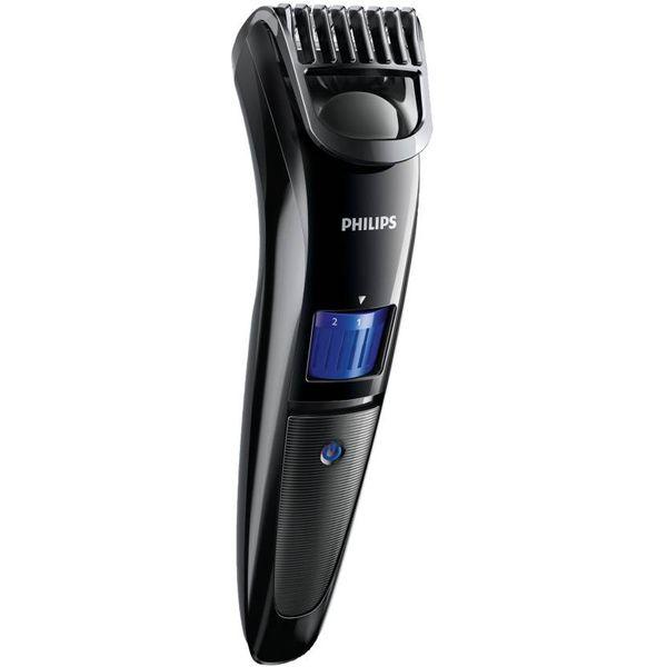 Philips QT4000/15 Pro Skin Advanced Trimmer For Men  (Black)
