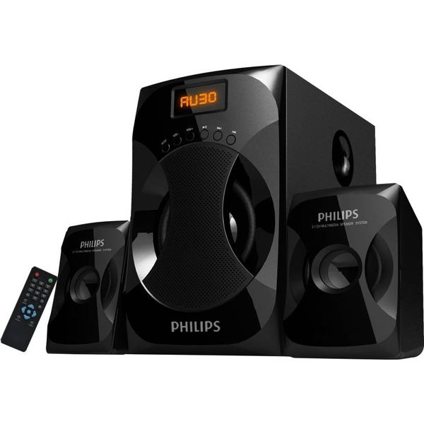 Philips Explode MMS4040F Multimedia Speakers (2.1 Channel) (Unboxed)