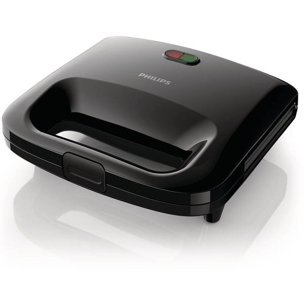 Philips HD2394/99 Sandwich Maker Grill  (Black) (Unboxed)