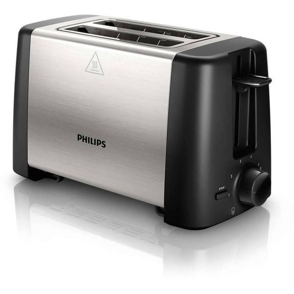 Philips HD4825/91 800 W Pop Up Toaster  (Black) (Unboxed)