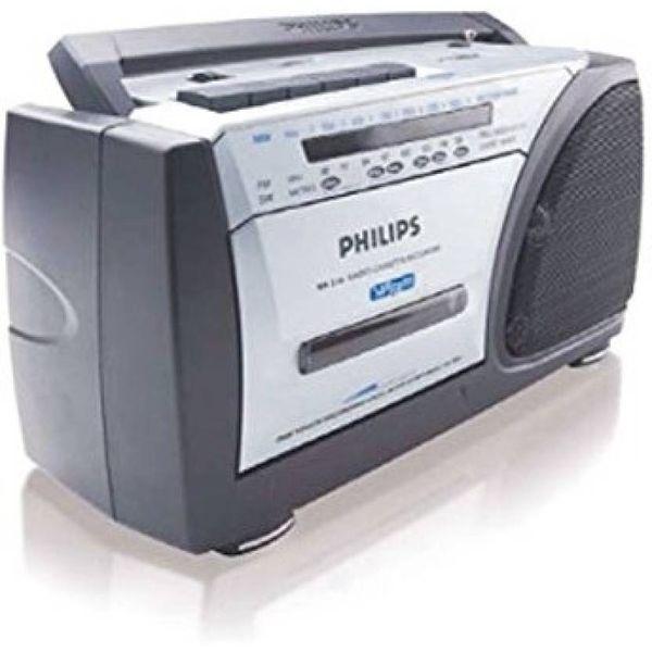 Philips RR216  FM Radio  (Black)