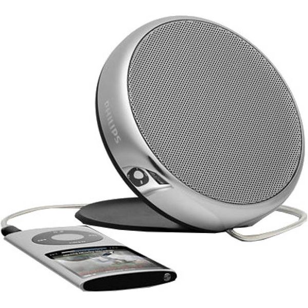 Philips SBA1700 Portable Speaker  (1 Channel)