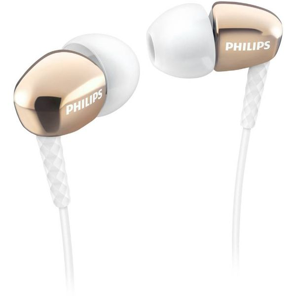 Philips SHE3900GD/00 Wired Headphones  (Gold, In the Ear) (Unboxed)