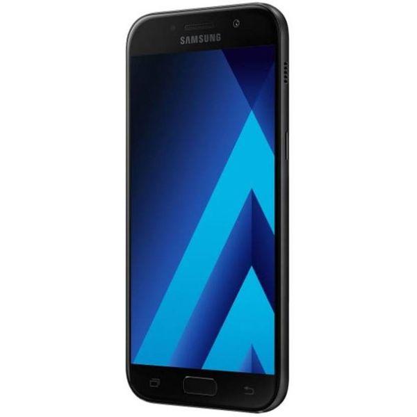 SAMSUNG Galaxy A5-2017 (Black Sky, 32 GB)  (3 GB RAM) (Unboxed)