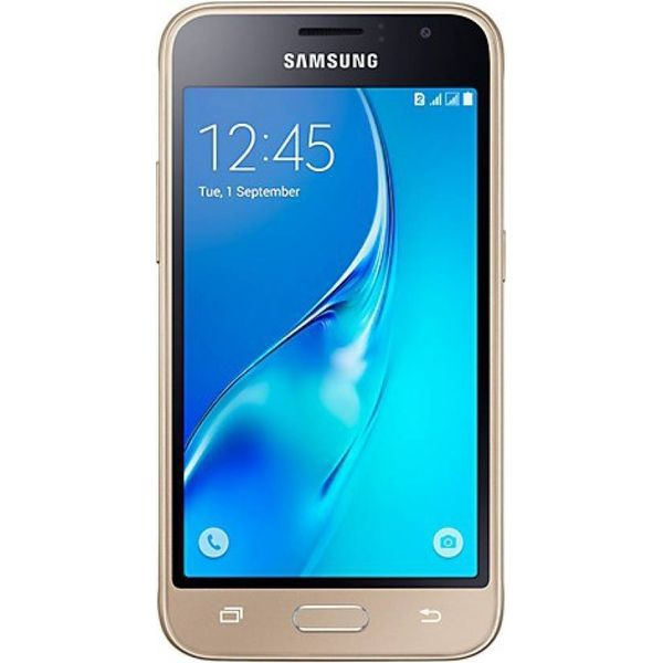 Samsung Galaxy J1 (4G) (Gold, 8 GB)