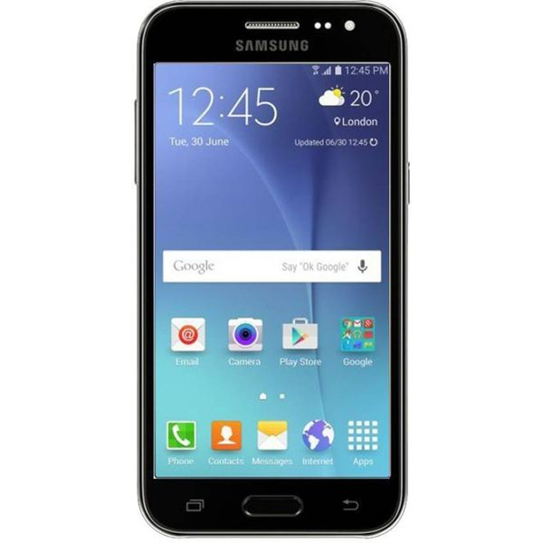 SAMSUNG Galaxy J2 (Black, 8 GB) (Unboxed)