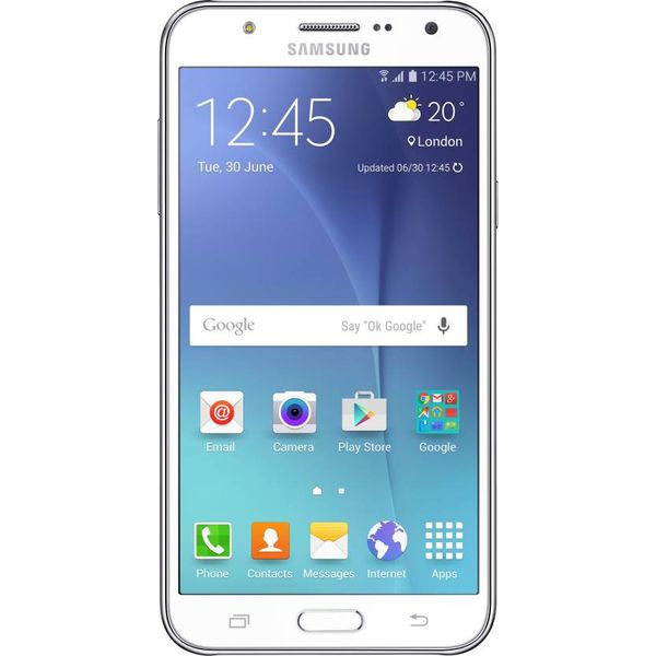 SAMSUNG Galaxy J5 (White, 8 GB)
