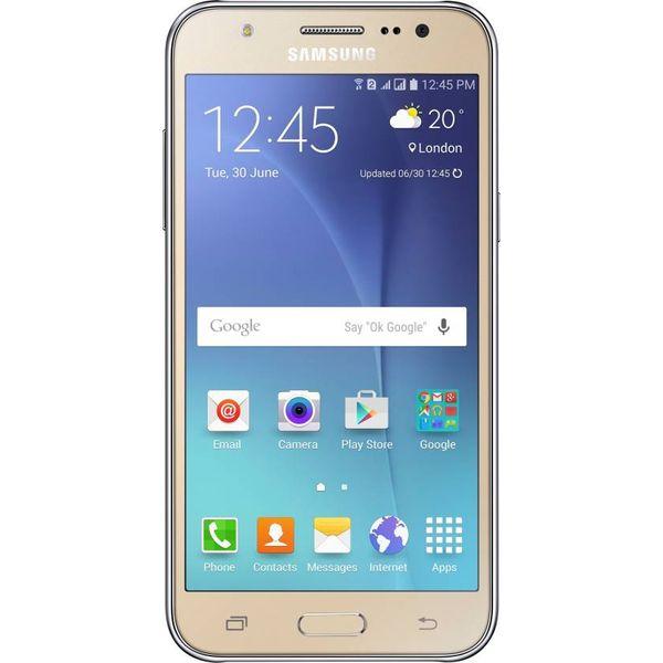 SAMSUNG Galaxy J5 (Gold, 8 GB) (Unboxed)
