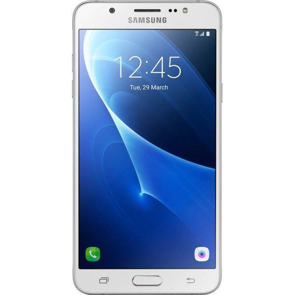 Samsung Galaxy J7 (16GB, White) (Unboxed)