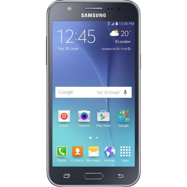 SAMSUNG Galaxy J5 (Black, 8 GB) (Unboxed)