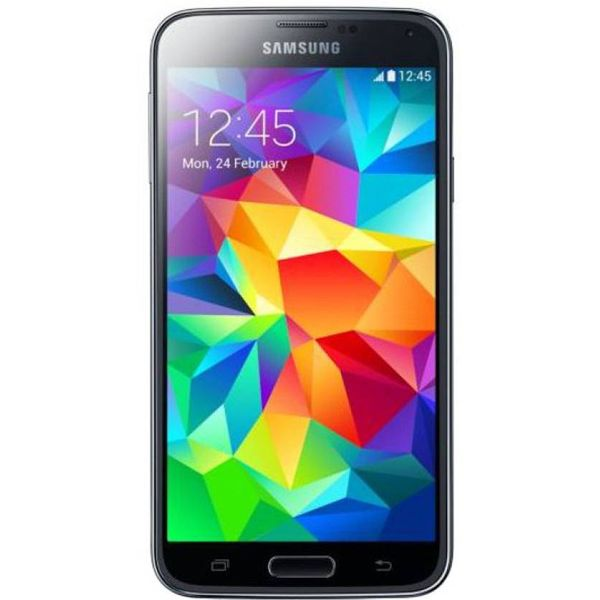 SAMSUNG Galaxy S5 (Electric Blue, 16 GB) (Unboxed)