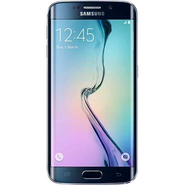 SAMSUNG Galaxy S6 Edge (Black Sapphire, 32 GB) (Unboxed)