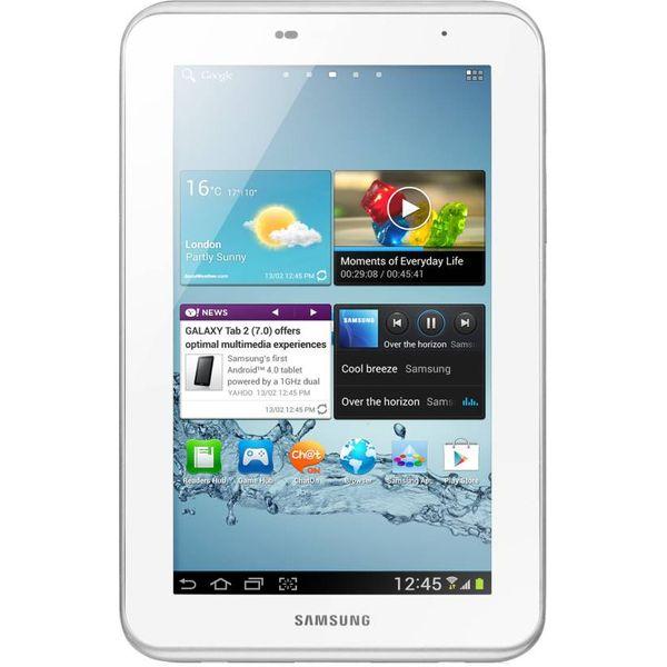 Samsung Galaxy Tab 2 P3110  (Pure White)