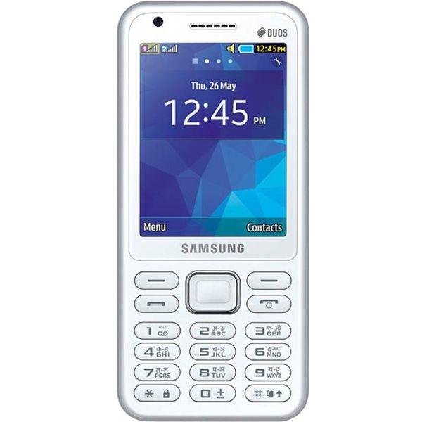 Samsung Metro XL  (White)