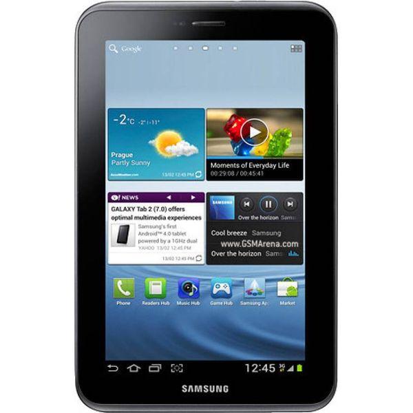 Samsung Galaxy Tab 2 P3110  (Titanium Silver)