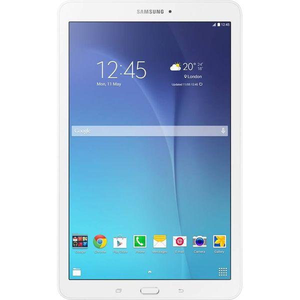 Samsung Galaxy Tab E  (Pearl White)
