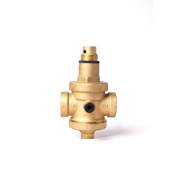 TBS 6143 Pressure Reducing Valve 65 mm Brass