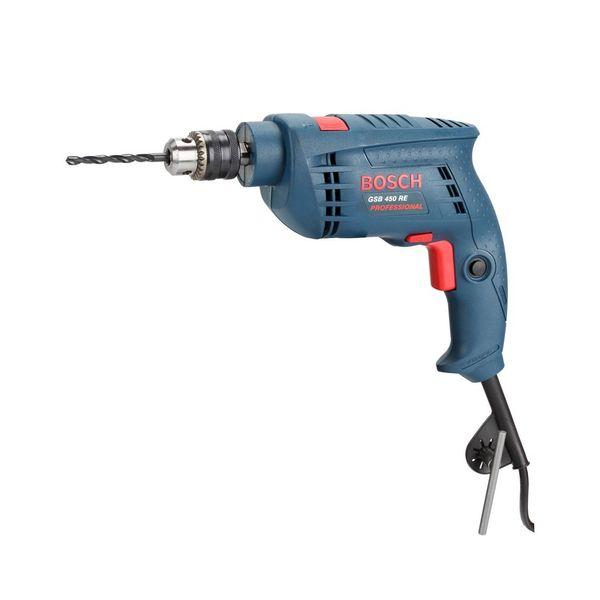 Bosch Impact Drill Kit  GSB 450 RE