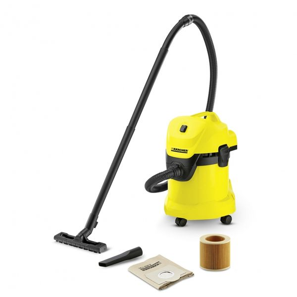Karcher WD 4  Multi Purpose Cleaner/ Wet & Dry
