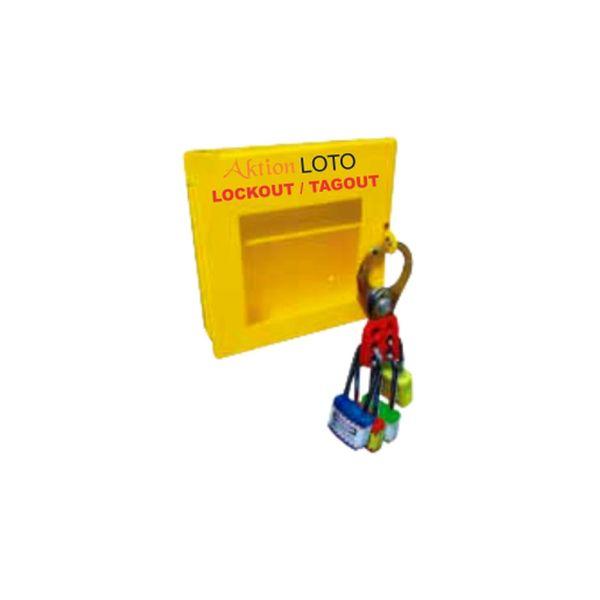 Aktion Safety AK-GLS-116 Mini Group Lockout
