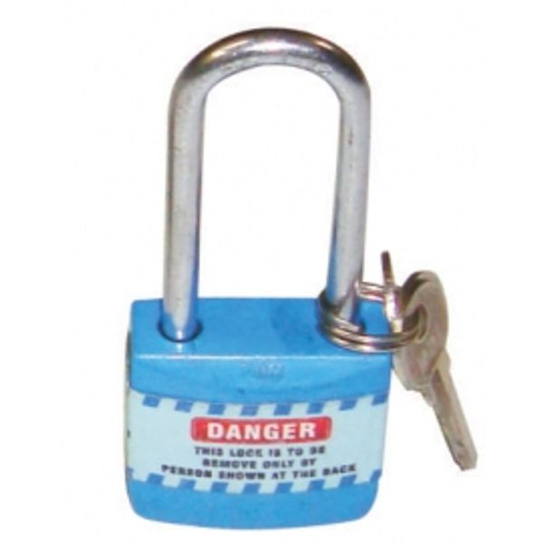 Aktion Safety AK-JPL-105 Lockout Padlock